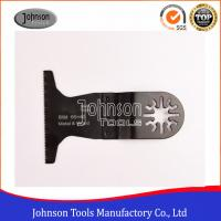 65x40mm BIM Bi Metal Multi Tool Accessories Quick Blade For Metal And Wood Manufactures