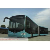 Articulated city bus YS6180G Manufactures