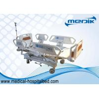 Electric Detachable Hospital ICU Bed For Handicapped Ambulance Manufactures