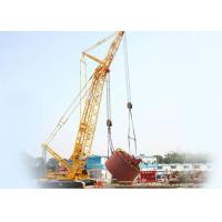 Durable XCMG Mobile crawler crane rental Hydraulic lift XGC300 Manufactures