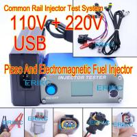 ERIKC Fuel injector Diagnostic tools bosch denso delphi CAT injector tester piezo injection testing Detector Manufactures