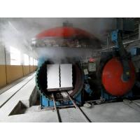 China AAC block autoclave for the autoclaved aerated concrete block making plant on sale