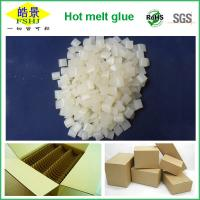 Non Toxic Hot Melt Glue Pellets Granule For Box Packing Light Yellow Manufactures
