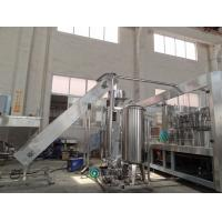 Ectric Water Bottling Machine SS304 Bottle Filling Plant For Mineral Water Manufactures