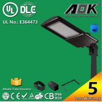China 1000W Metal Halide Replacement 130lm/w 5 Years Warranty 265W Led Parking Lot Lighting on sale