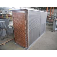 Copper Heat Pipe Heat Exchanger for Industrial Heating Recovery System Manufactures