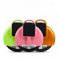 Customized Logo Seatless Self Balancing Electric Unicycle / Gyro Stabilized Unicycle Manufactures