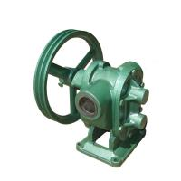 BP belt pulley drive gear pump cheap cost low speed common glue pump Manufactures