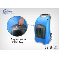 China Large Room Portable Commercial Dehumidifier With Easy Access Air Intake Cover 230V 46 Liters on sale