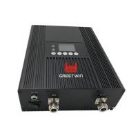 EGSM900/DCS1800/ WCDMA2100MHz Signal Booster With LCD Screen Cellular  Devices Manufactures