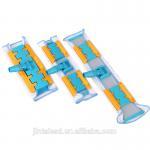 Industrial Microfiber Dust Mop , Electric Cordless Mop Desk Handle Type Manufactures