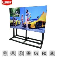 49 Inch Indoor Video Wall LCD Screens TFT Type Ultra Narrow Bezel Manufactures