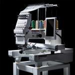 Multi Functional Single Head Computer Embroidery Machine Automatic Thread