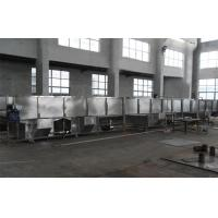 Hot Filling Drink Piston Filling Machine Electric Bottle Sterilizer Heat By Coiled Pipe Hot Vapor Manufactures