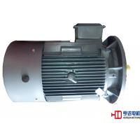 Small 3 Phase 4 Pole Low Voltage Electric Motor, IP54 / IP55 high temperature resistant H100 cast iron frame Manufactures