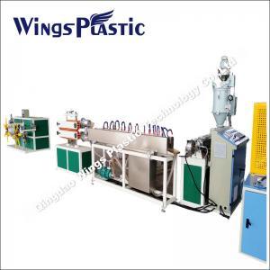 PVC Fiber Reinforced Hose Machine, PVC Braided Hose Production Line Manufactures