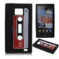 Magnetic tape shape Silicone Cell phone covers skin case for htc inspire, 3g phone  Manufactures