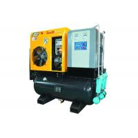 China 15hp Rotary Screw Air Compressor With Dryer  Tank Filters 7 Bar - 13 Bar on sale