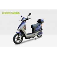 """Quality Battery Operated 250 Watt Scooter Pedals Assist 16"""" X 3.0 Tire Drum Brake European standard for sale"""