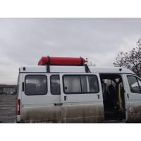 Mini Buses Composite CNG Tanks , 50 - 80L Natural Gas Vehicle Glass Fiber Gas Cylinder Manufactures