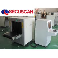 Bag Scanner Machine X Ray Baggage Scanner Machine Safe In Hotels Manufactures