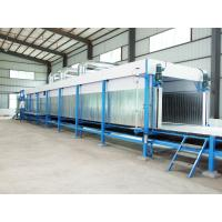 Quality Low Pressure Horizontal Polyurethane Foaming Machine Line For Pillow / Mattress Sheet for sale