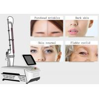 Skin Resurfacing Fractional Co2 Laser Equipment 40W Power 2 Years Warranty Manufactures