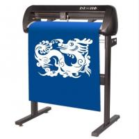 China 48'' vinyl cutter plotter CT1200R for advertising vinyl sticker on sale