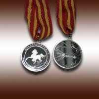 Horse year of pure silver medals and medallions Manufactures