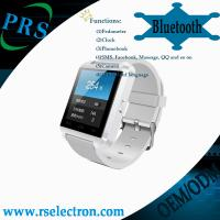 china factory hot sale smart phone watch, bluetooth mp3 watch Manufactures