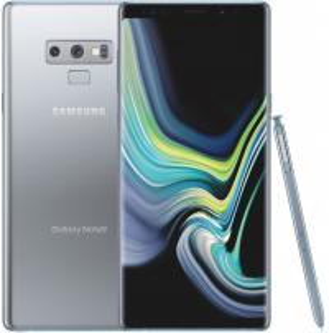 China NEW Samsung Galaxy Note 9 Dual Sim N9600 512GB Cloud Silver Color on sale