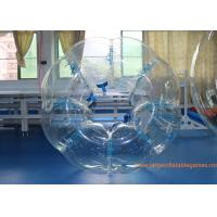 1.8m TPU Inflatable Bumper Ball For Soccer Club , Inflatable Soccer Balls Manufactures