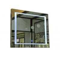 Touch switch lighted mirror in bathroom Manufactures