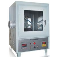 AS 10334.4-1994 Smoke Density Chamber , Conveyor Belt Flammability Test Chamber Manufactures