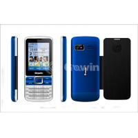 Quality 2.4 Inch 8G Bar mobile phone with leather case and Support MP4 player for sale
