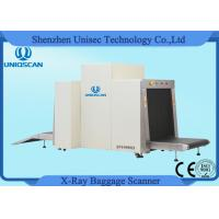 Buy cheap 100*80cm Opening Size Airport Baggage Scanners Dual View X ray Baggage scanner from wholesalers