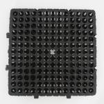 Hot Sale Eco-friendly PP Plastic Drainage Mats For Basement Manufactures