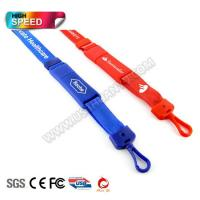 China Rubber USB Flash Drive with Wrist Strap Design (HY-171) on sale