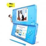 Nintendo DSi Handheld Video Game System - Blue Manufactures