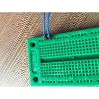 700 Tie-points Green Solderless Circuit Board , Prototyping Universal Printed Circuit Board Manufactures