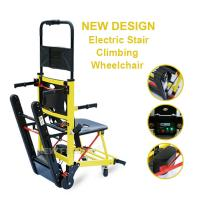 NF-WD02 Disable Electric Evacuation Chair, Stair Climbing stretcher Manufactures