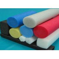 Shock Proof Square / Round EPE Foam Rod For Protecting Pipe Manufactures