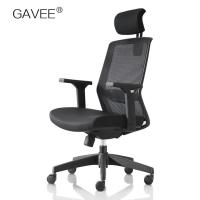 Racing Style High Back Mesh Computer Chair With Fire Cotton Materials Manufactures