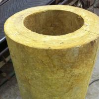 Heat Insulation Rock Wool Pipe Manufactures