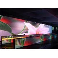 P6 Waterproof LED Display Led Screen Wall SMD3535 27777 dot/㎡ Density Manufactures