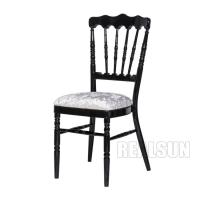 Quality Restaurant Furniture Type Imitate Wooden Napoleon Chair Event Banquet Rental for sale