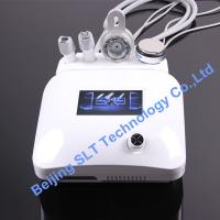 China Radio Frequency Cavitation Slimming Machine / Vacuum Bipolar RF Wrinkle Removal Face Lift on sale