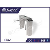 304 Stainless Steel Turnstiles Access Control With Imported LED Indicator Manufactures