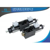 Check Valve Pressure 350 Bar Hydraulic Directional Valve Media Hydraulic Oil Manufactures