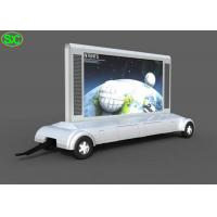 China Advertising Trailer TV Screen Mobile Truck Sign P6 Outdoor LED Display on sale